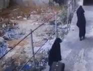 تنكّروا بالنقاب لتنفيذ عملية سطو مسلح على محل مجوهرات بمدينة طولكرم