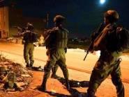 جيش الاحتلال يعتقل 7 مواطنين ويزعم مصادرة سلاح بالضفة والقدس