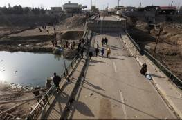 750 ألف عراقي عالقون في الموصل