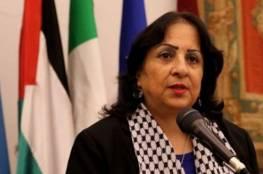 وزيرة الصحة الفلسطينية د.مي الكيلة: بعد توفر اللقاحات سنبدأ بتطعيم 3 فئات