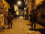 بيت لحم: اعتقال ستة مواطنين بينهم طفل في مواجهات فجر اليوم