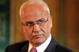 فلسطين :  عريقات يدعو دول العالم لتجسيد استقلال فلسطين