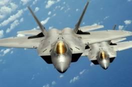 مقاتلات أميركية تعترض طائرتين روسيتين بأجواء سوريا