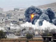 البنتاغون يقصف سوريا بأمر من بايدن