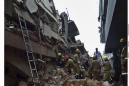 مصرع 15 على الأقل جراء انهيار مبني في مومباي