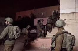 حملة اعتقالات في القدس و الضفة الغربية فجر اليوم
