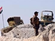 العراق : مقتل جنديين عراقيين بقصف لداعش على مقر عسكري غربي الرمادي