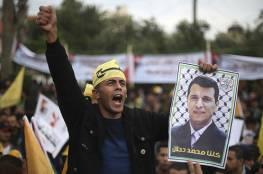 """عودة الجنرلات:""""السلطة وإسرائيل بانتظار عودة دحلان وبراك"""""""