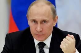"""بوتين يحذر من """"استفزازات"""" لتوريط الأسد بالهجمات الكيماوية"""