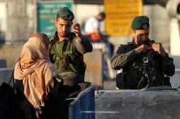 الاحتلال يفرض إغلاقاً شاملاً على الضفة وغزة لثلاثة أيام