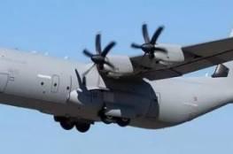 استهداف طائرة إيطالية من طراز سى 130 بالرصاص أثناء إقلاعها من مطار بكابول