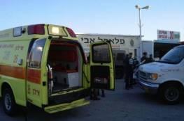 النقب: مصرع شاب وإصابة شقيقه بحادث طرق في حورة