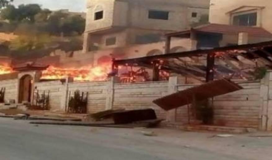جريمة تهز الأردن :أحرق وجه إمرأة وضرب زوجها وقتل شقيقها