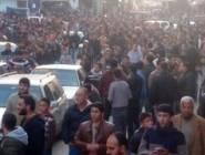 فلسطين : الاجهزة الامنية بغزة تقمع بالقوة مسيرة سلمية خرجت للتنديد بانقطاع الكهرباء