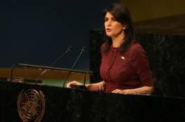 نيكي هيلي حول دفاعها عن إسرائيل: أركل بكعبي كل شيء أراه خاطئًا
