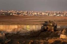 جيش الاحتلال يعلن عن استشهاد 4 مواطنين على حدود غزة