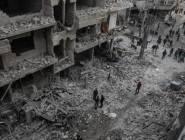 مقتل 18 مدنياً في قصف قوات النظام للغوطة الشرقية في سوريا