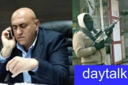 محافظ نابلس :  يتوعد مطلقي النار على المؤسسات العامة والمواطنين شرق نابلس