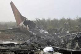سوريا : مقتل 32 شخصا بتحطم طائرة روسية في قاعدة حميميم