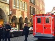 التعرف على هويات ضحايا الدهس في مونستر الألمانية