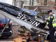 خمسة قتلى في تحطم طائرة في البرتغال