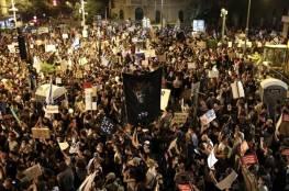 للأسبوع الـ32 على التوالي استمرار الاحتجاجات في إسرائيل ضد نتنياهو