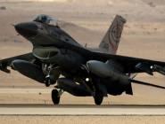 طائرة انذار مبكر في اجواء سوريا لرصد طائرات الاحتلال