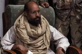 ضابط في الزنتان: سيف القذافي حر وربما يحكم ليبيا (فيديو)