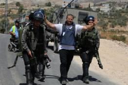 في يوم الأسير: دعوات لمساندة الصحفيين والإفراج عنهم من سجون الاحتلال
