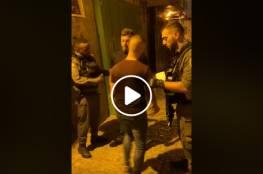 الاحتلال يعتقل فجر اليوم كل من خليل الترهوني وعباده نجيب من البلدة القديمة بالقدس