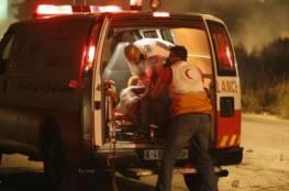 إصابة مواطن برصاص الاحتلال شمال غرب غزة