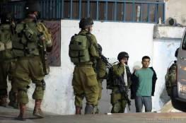 جيش الاحتلال يعتقل30 شابًا من الضفة