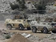 مقتل 10 ضباط وجنود من الجيش المصري في هجوم وسط سيناء