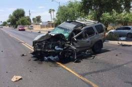 مصرع فنانة مصرية في حادث سيارة بالقاهرة