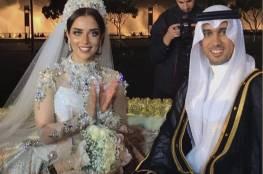 زفاف بلقيس فتحي برجل الأعمال سلطان عبد اللطيف
