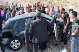 فلسطين : 8 إصابات بينها خطيرة جدا في حادث سير جنوب شرق بيت لحم