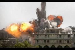 سوريا : عشرات القتلى في انفجار سيارة مفخخة في مدينة أعزاز شمال حلب