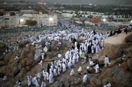 """فيديو : الأمن السعودي ينقذ المشاعر المقدسة"""" الحج"""" من كارثة"""