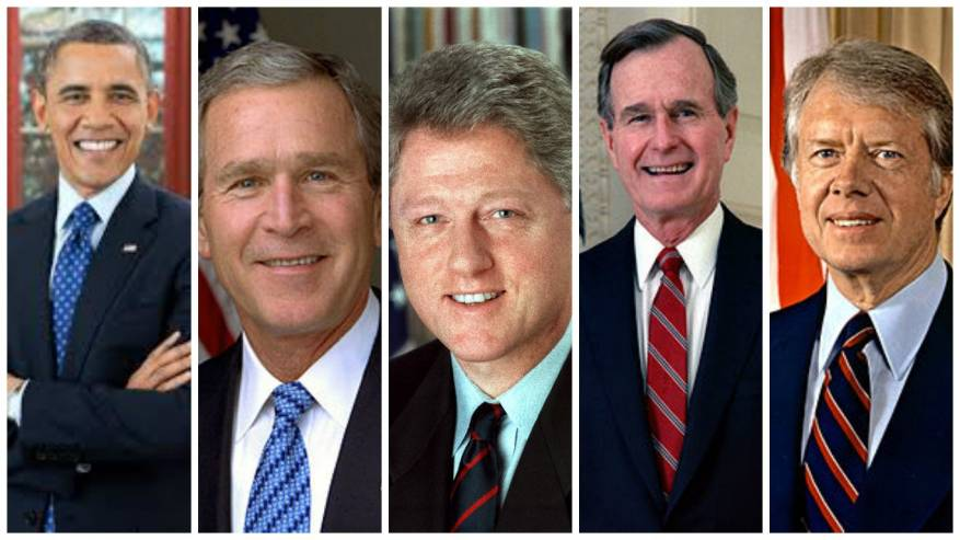 بعد انتهاء فترة الرئاسة تعرف على وظائف رؤساء أمريكا حديث اليوم