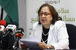 وزيرة الصحة د.مي الكيلة : متحور دلتا تسبب في وفاة شابة حامل وعلى الجميع تلقي اللقاح