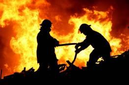 وفاة مواطن في حريق بمنزله في الخليل