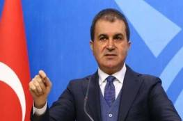 وزير الشؤون الأوروبية التركي يوجه انتقادات لميركل بسبب رفض توسيع الاتحاد الجمركي
