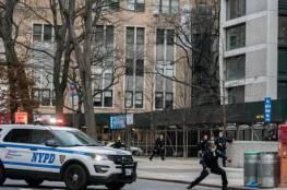 الاشتباه بسيارة مفخخة يخلي مركزا للتسوق في نيويورك