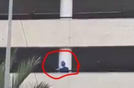 بالفيديو: فتاة تحاول الانتحار في مدينة نابلس
