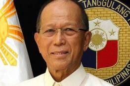 وزير دفاع الفلبين: نستطيع الاستغناء عن المساعدات الأمريكية