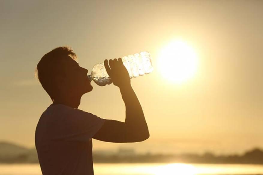 الأرصاد الجوية: أجواء شديدة الحرارة وينصح بعدم التعرض لأشعة الشمس..