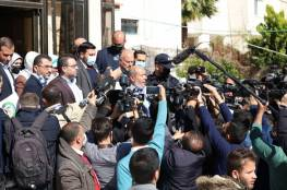 حماس تقدم اوراق اعتماد قائمتها للتشريعي