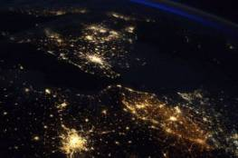 أضواء بلجيكا هي الأكثر سطوعا في الليل