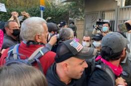 مئات الإسرائيليين يتظاهرون للمطالبة برحيل نتنياهو