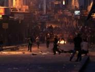 4 إصابات برصاص الاحتلال في بيت لحم
